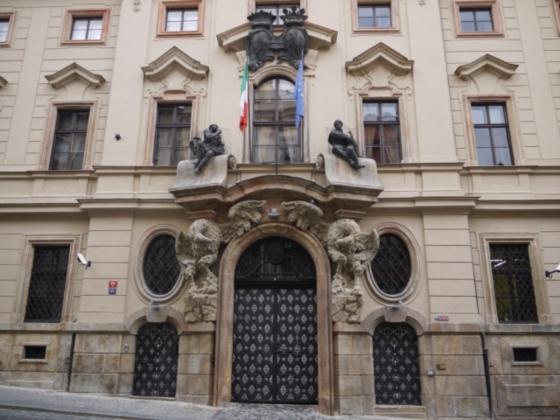 Italské velvyslanectví