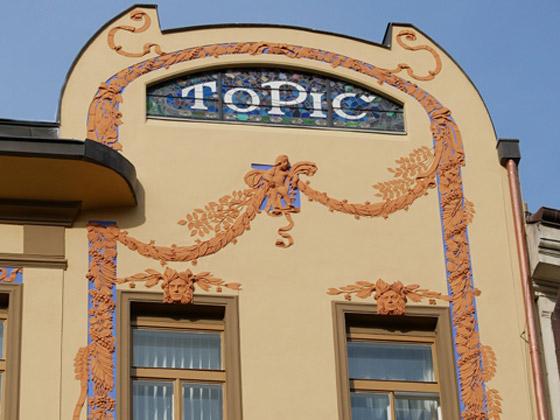 Dům u Topičů