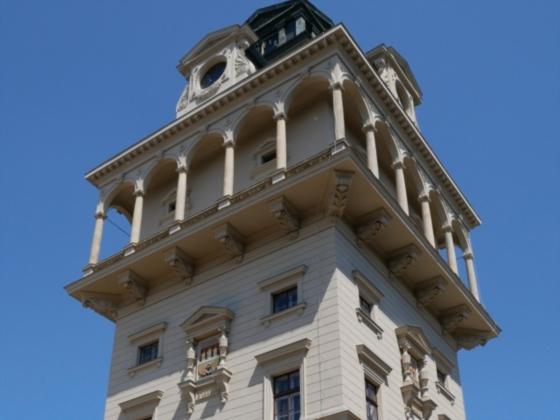 Letenská vodárenská věž